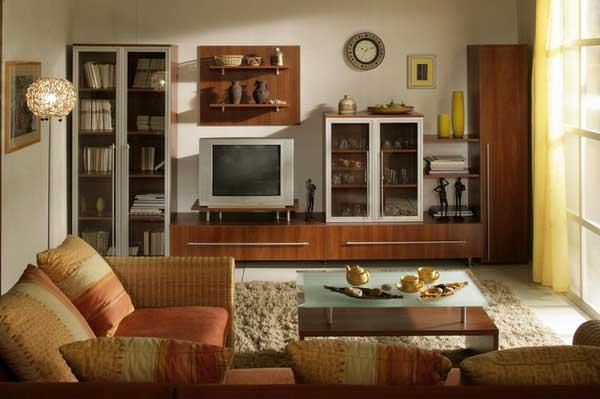 мебель фото гостиной